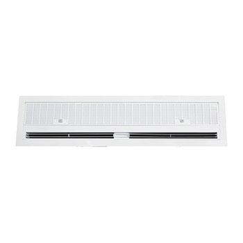 Vazdušne zavese za spušteni plafon visine do 4m